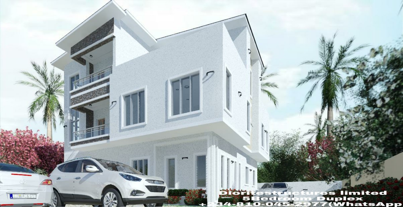 5Bedroom Duplex (RF: 5002)