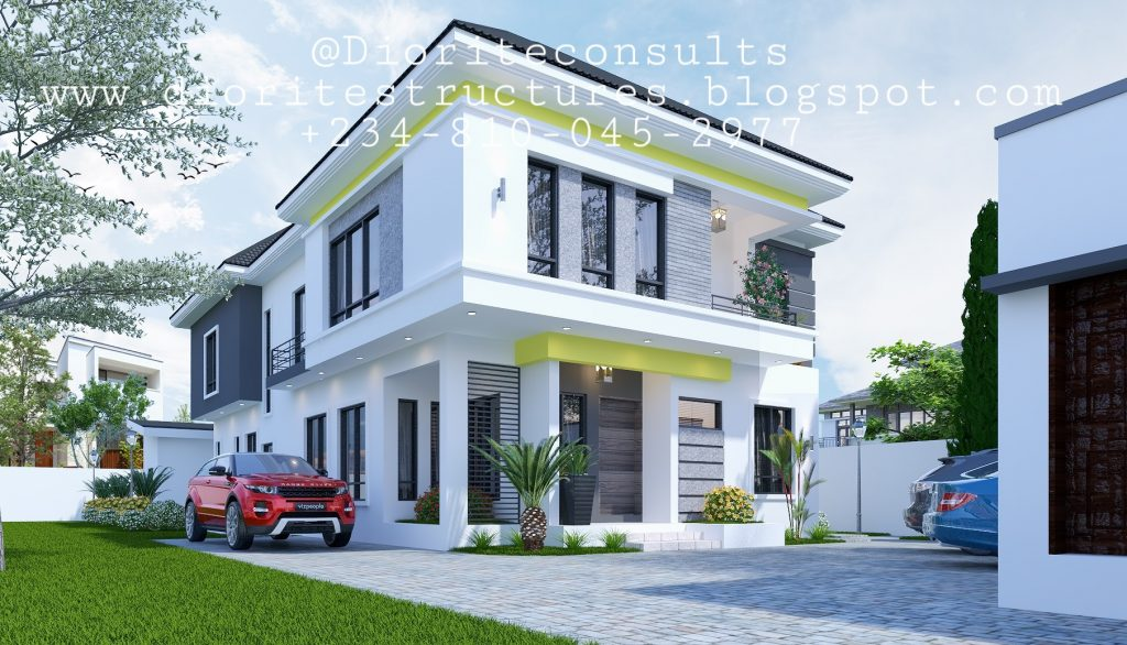 4bedroom Duplex With Unit Flats Rf 4058bd